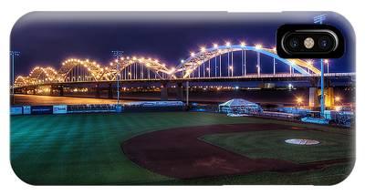 Centennial Bridge iPhone Cases