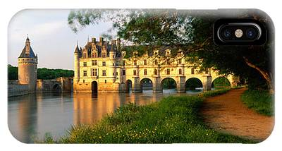 Chenonceau Phone Cases