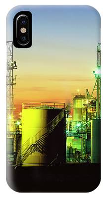 Manufacturing Plant Phone Cases