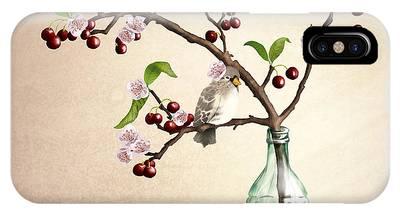 Cherry Coke IPhone Case