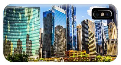 Famous Skyline Phone Cases