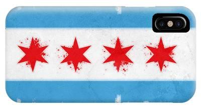 Chicago Skyline Phone Cases