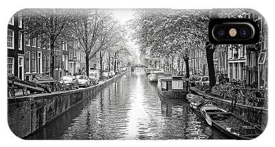 City Of Canals IPhone Case