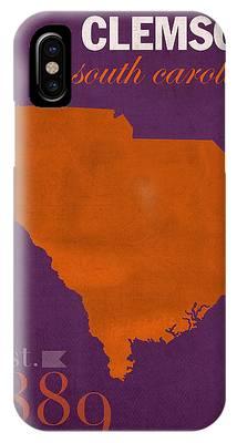Clemson Phone Cases