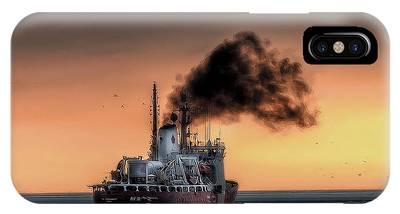 Coast Guard Cutter IPhone Case