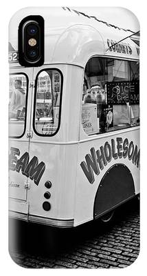 Cobbles Ice Cream IPhone Case