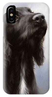 Cocker Spaniel IPhone X Cases