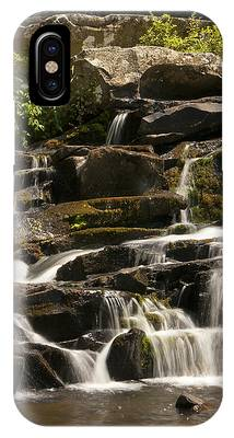 Coker Creek Cascades IPhone Case