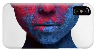 Face Paint Phone Cases