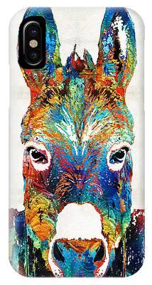 Donkey iPhone Cases