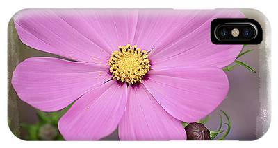 IPhone Case featuring the photograph Cosmos by Richard J Thompson