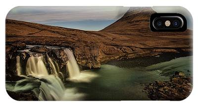 Famous Waterfall Phone Cases