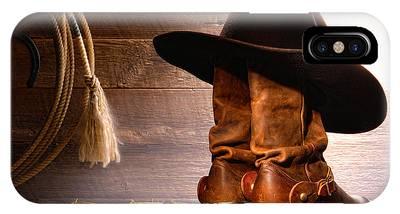 Cowboy Hat Phone Cases