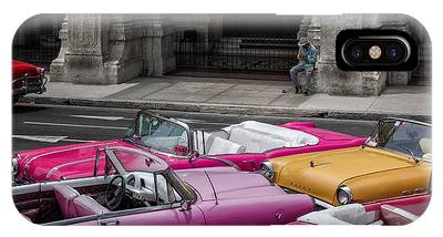 Oldtimers iPhone Cases