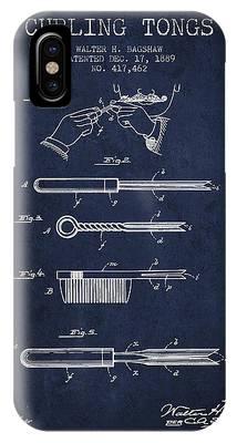 Technical Digital Art iPhone Cases
