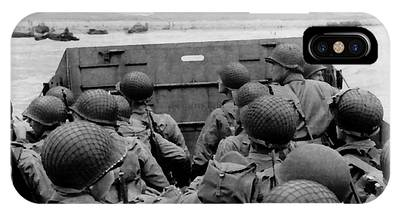D Day Phone Cases