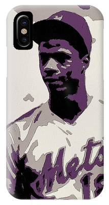 Darryl Strawberry Poster Art IPhone Case