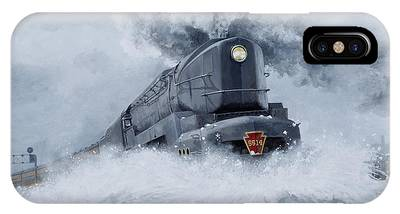 Train IPhone Cases