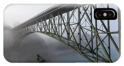Deception Pass Bridge IPhone Case