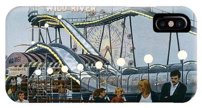 Amusement Parks Phone Cases