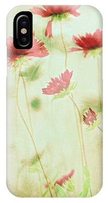 IPhone Case featuring the photograph Delicate Dance by Patricia Strand