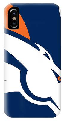 Denver Broncos Football IPhone Case