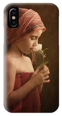 Flower Child Phone Cases
