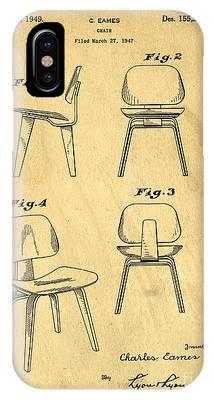 Eames Chair Phone Cases