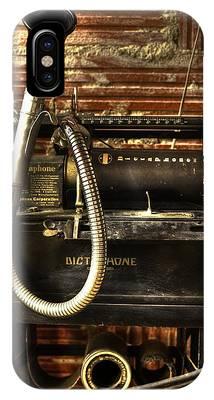 Dictaphone Phone Cases