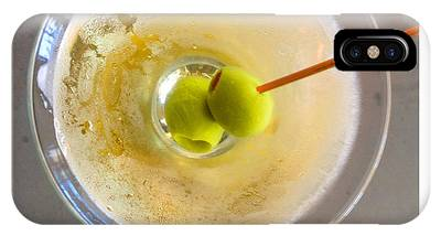 Dirty Martini Poster IPhone Case