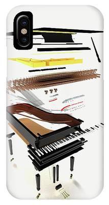Grand Piano Phone Cases