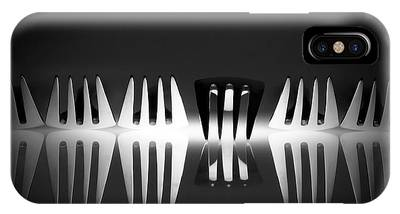 Cutlery Phone Cases