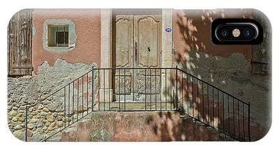 Door And Shadow IPhone Case