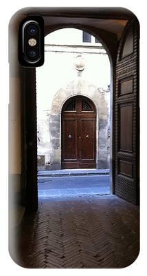 Doorways In Italy IPhone Case