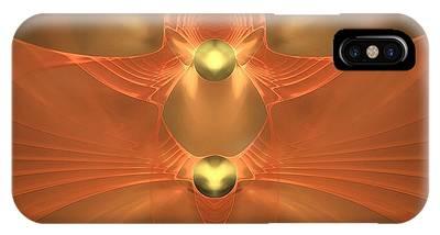 Dove In Love - Surrealism IPhone Case