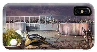 Rooftops iPhone Cases