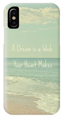 Dreams And Wishes IPhone Case