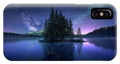 Aurora Phone Cases