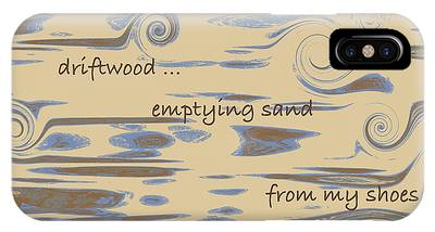 Driftwood Haiga IPhone Case