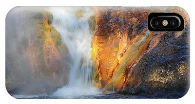 Firehole River Phone Cases