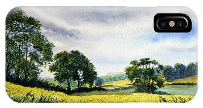 Eastfields From Woldgate IPhone Case