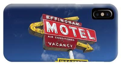 Effingham Motel IPhone Case