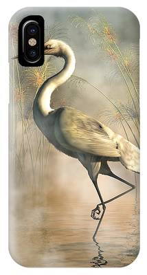 Egret IPhone Cases