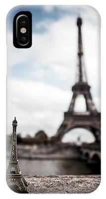 Eiffel Trinket IPhone Case