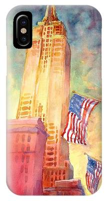Empire State Building Phone Cases