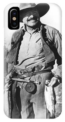 Ernest Hemingway Phone Cases