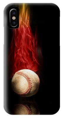 Fast Ball iPhone Cases