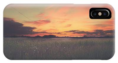 Marsh Grass Phone Cases