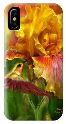 Iris IPhone Cases