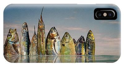 Goldfish Phone Cases